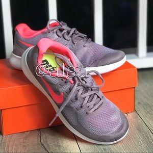 NWT Nike Free Rn 2017 Provence Purple WMNS